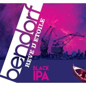 Bière Bendorf Black IPA Rêves d'étoiles