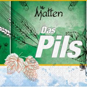 Bière Matten Pils Alsace