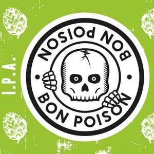 Bière Pon Poison IPA Metz Moselle