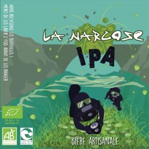 Biere Narcose IPA Alsace