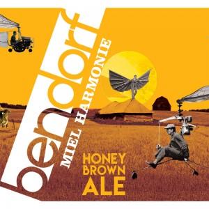 Bière artisanale alsace bendorf miel harmonie