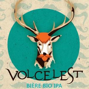 Bière Volcelest IPA Bio Vallée de Chevreuse